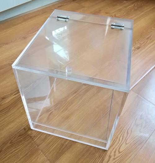 有机玻璃制品食品盒